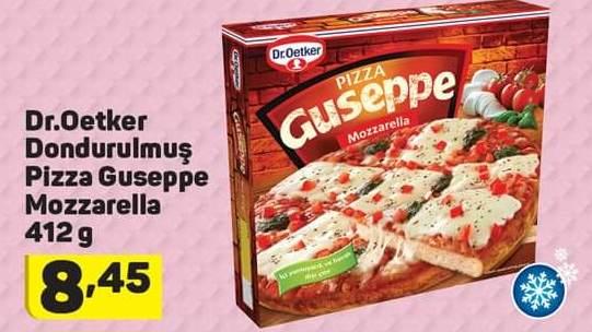 A101 Superfresh Dondurulmuş Mini Pizza Aktüelde Ara Fiyatı Nedir